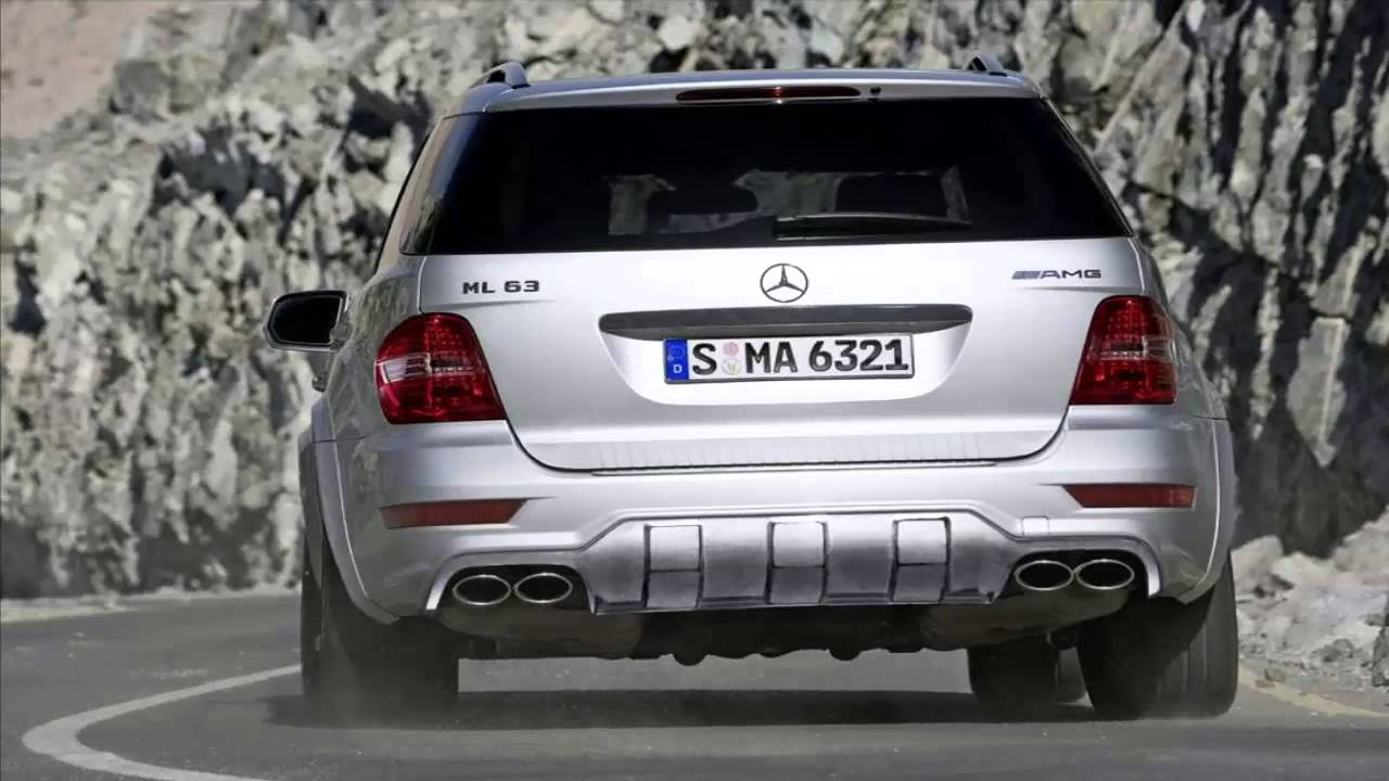 mercedes benz ml 63 amg 6 2 v8 32v 4x4 youtube. Black Bedroom Furniture Sets. Home Design Ideas