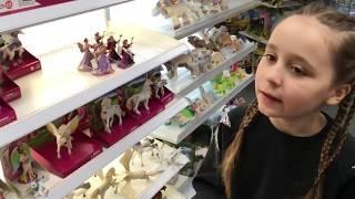 Schleich and Breyer Toy Hunt.  Watch me go back to my favorite Schleich and Breyer toy store.