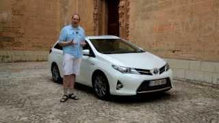 Proovisõit: Toyota Auris Touring Sports
