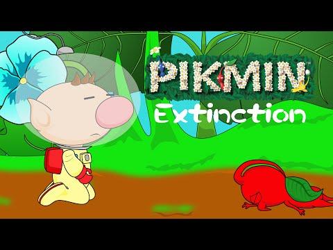 Pikmin Extinction (Parody)