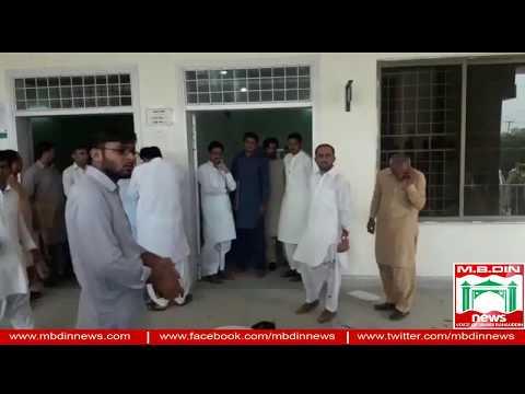 Bilal Samoor killed at Malakwal courtroom due to poor security