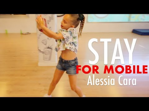 STAY(For Mobile)  - ALESSIA CARA | Choreography Lydia Martorell - Little Beat Kids/Junior Class
