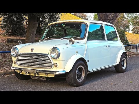 1994 Mini 1300 (Canada Import) Japan Purchase Review