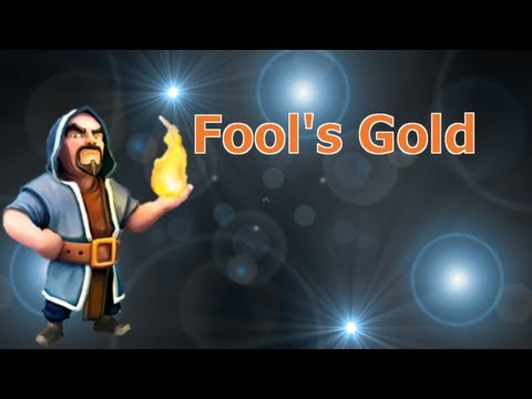 Fool's Gold - Clash of Clans Single Player Walkthrough - Level 18 Tutorial