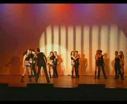 Chicago Cell block tango