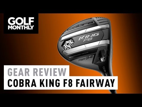 Cobra King F8 Fairway Wood - 99 Second Review