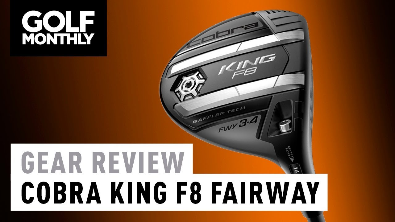 Cobra King F8 Fairway Wood 99 Second Review Golf