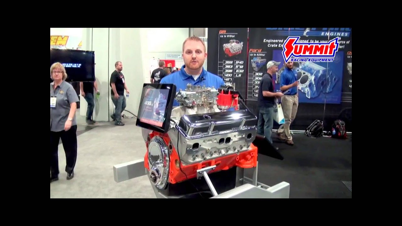 Blueprint engines sema 2015 small block chevy 400 youtube blueprint engines sema 2015 small block chevy 400 malvernweather Gallery
