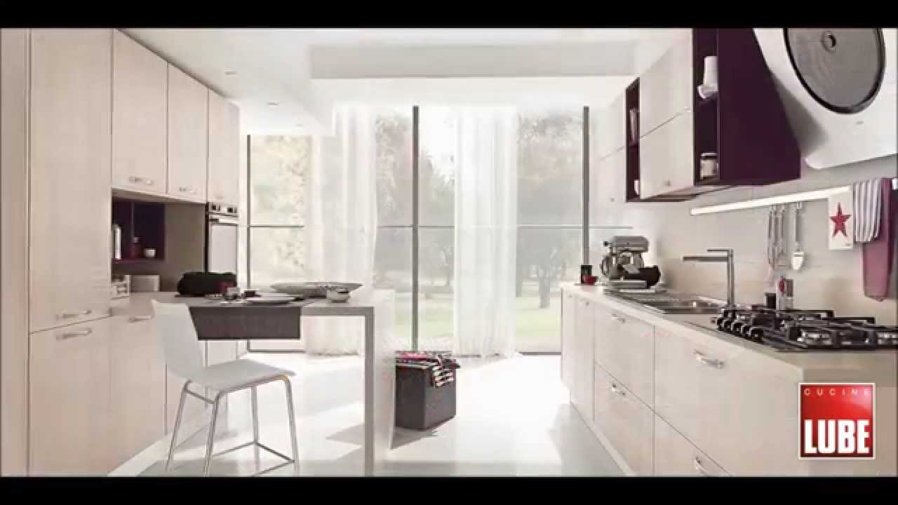 Cucina Moderna Mod. NOEMI | Cucine LUBE Torino