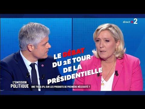 Marine Le Pen Répond Vertement à Laurent Wauquiez Qui Lui Rappelle Le Débat De 2017