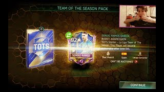 OMFG 92 TOTS MASTER PULL!! BEST FIFA MOBILE TOTS CARD YET!! 1.5M Pack & NEW TOTS Packs! w/ Gameplay!