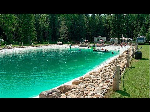 THE MOST INSANE POOLS IN THE WORLD