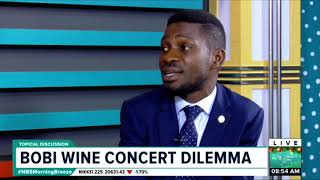 Topical Discussion: Bobi Wine Concert in Dilema thumbnail