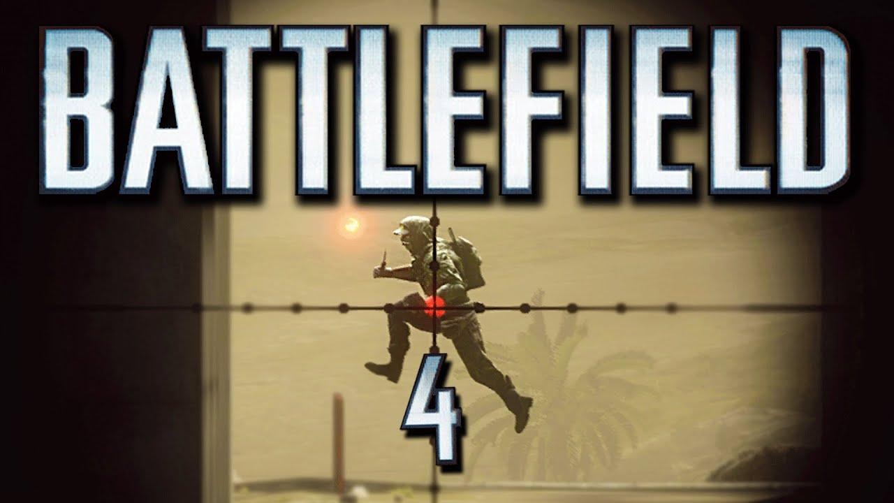 BATTLEFIELD 4 EPIC MOMENTS    AmazingFilms247 - YouTube