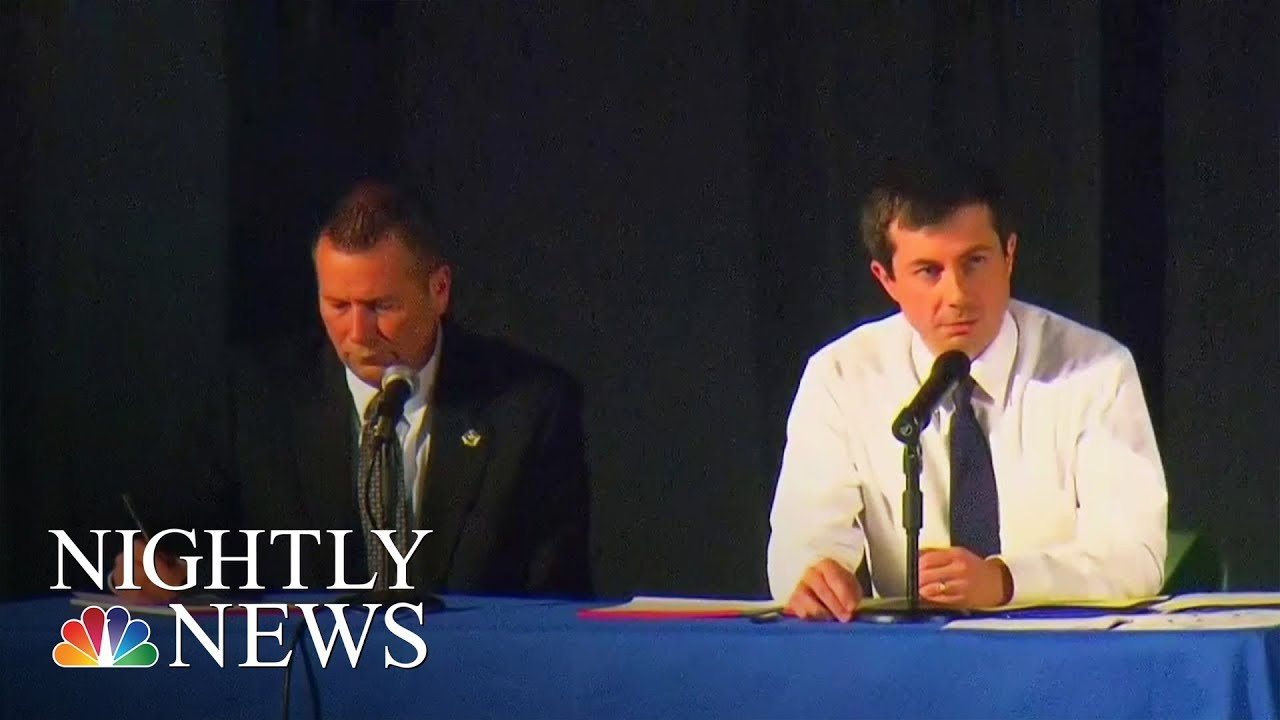Pete Buttigieg and the South Bend Police
