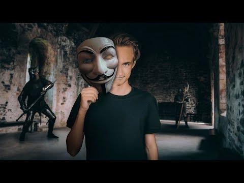 Маска Анонимуса   Кто такой ГАЙ ФОКС?