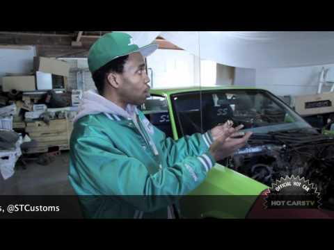Curren$y - Hot Cars TV Interview (Part 1)