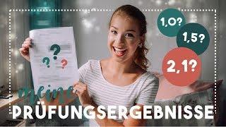 MEINE PRÜFUNGSERGEBNISSE + Wie läuft das Abitur ab? // JustSayEleanor ♡