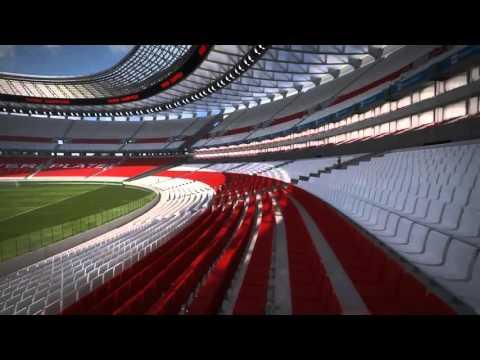 Proyecto Nuevo Estadio Monumental de River Plate