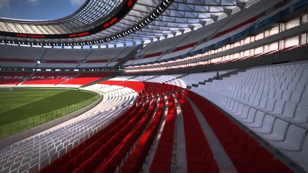 River Plate: Proyecto Nuevo Estadio Monumental De River Plate