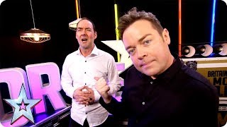 Stephen Mulhern's BGMT Best Bits | Britain's Got More Talent