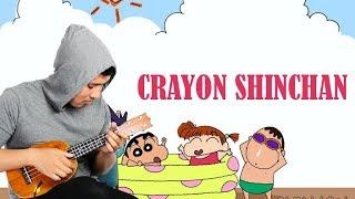 OST. CRAYON SHINCHAN (Ukulele Cover Fingerstyle)