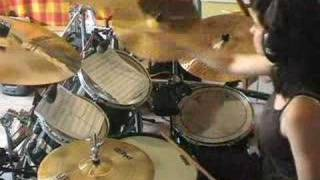 U2 - The Saints Are Coming cover .. Drums by me