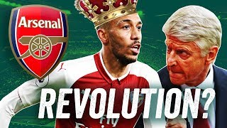 Is Arsene Wenger about to lead a Gunners revolution at Arsenal FC? ► Onefootball Feature