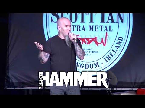 "Scott Ian on Anthrax's ""name change"" | Metal Hammer"