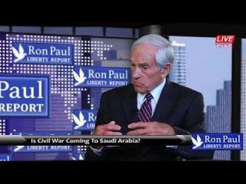 Is Civil War Coming To Saudi Arabia?