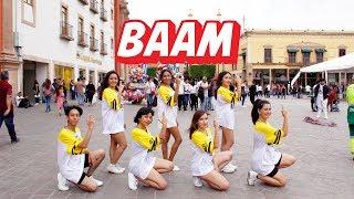 Kpop In Public Mexico Momoland 모모랜드 - Baam Dance  Sapphire