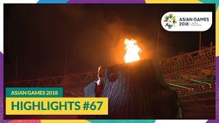 Asian Games 2018 Highlights #67