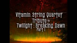 A Thousand Years - String Quartet Tribute To Christina Perri - Vitamin String Quartet