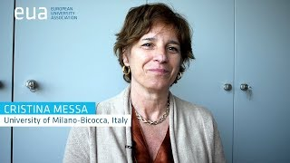 4th Funding Forum – Cristina Messa, Rector of the University of Milano-Bicocca, Italy thumbnail