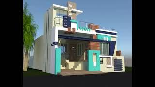 30x40 ground floor house plan and design