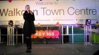 CATHERINE TYDESLEY SINGING