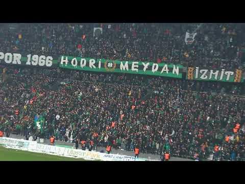 Kocaelispor - Payaşspor 1-0 Dk.67 Gökdeniz Bayrakdar   KOCAELİSPOR