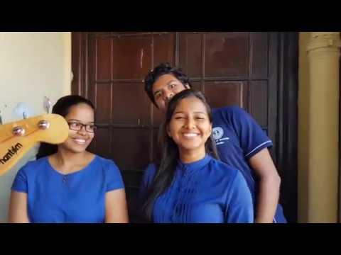 """Sayuru Sara"" Preparation Video- Faculty of Medicine Colombo"
