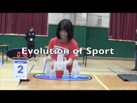 Evolution of Sport Stacking World Records: 2017 Edition