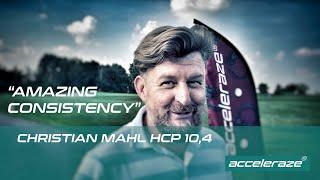Audio Golf Event Feedback HCP 10,4 Golfer