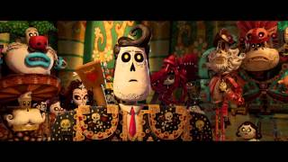 The Book Of Life | official Trailer US (2014) Guillermo del Toro