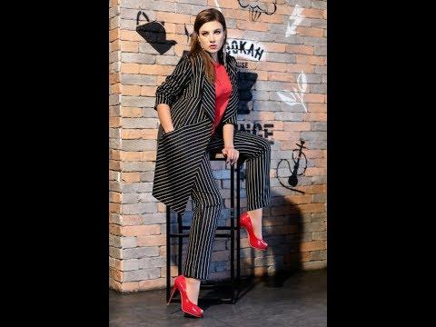 комплект: брюки, жакет, блузка Мублиз, номер модели: 277