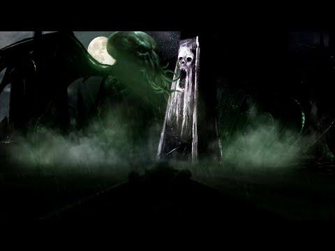 H.P. Lovecraft (Motion Comic) Cosmic Horror Mythos