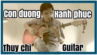 Con Đường Hạnh Phúc - Thùy Chi - guitar