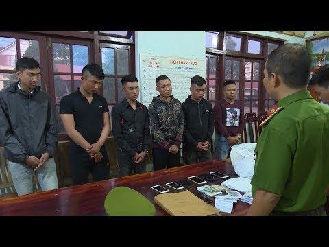 Liên Tiếp Triệt Phá Các Nhóm Tín Dụng đen Cho Vay Nặng Lãi Tại Đắk Lắk