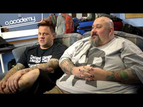 Bowling for Soup Interview - The Farewell Tour