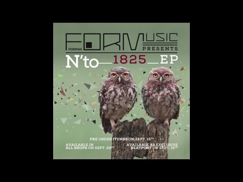 N'to - Blind Birds (Original Mix) - sound extract