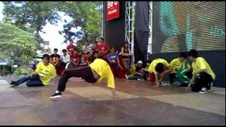 Thunder Dance Crew 2 Years Old(BU Honda Showcase)12-06-11