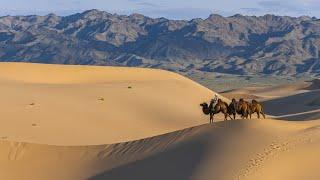 Gobi Desert - Documentary On Asia's Largest And Coldest Desert