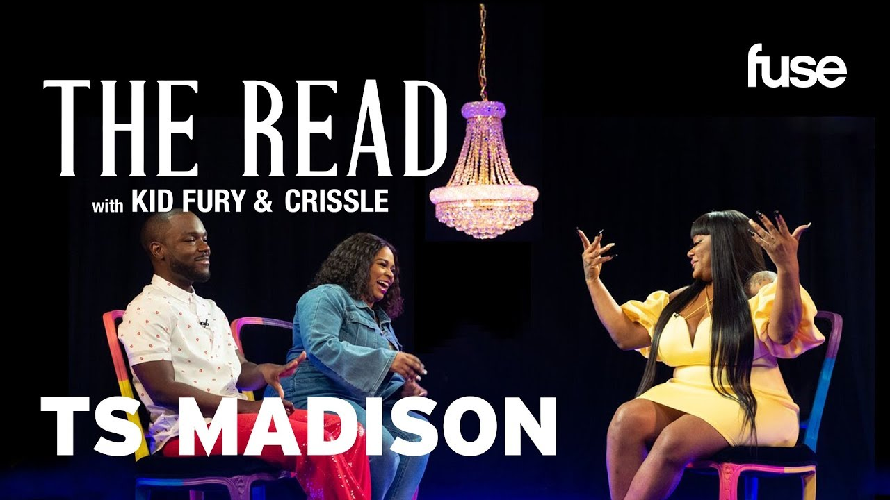 Address Queen Ts Madison Correctly (Extended Cut) | The Read with Kid Fury & Crissle